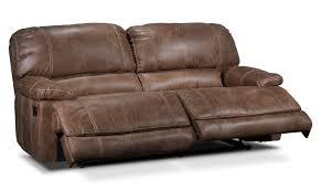 Darrin Leather Sofa From Jcpenney by Saddle Up The Rugged Look Of The Durango Reclining Sofa Makes It