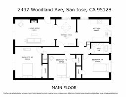 5x8 Bathroom Floor Plan by Office Listings