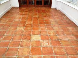 installing terracotta floor tile creative home decoration