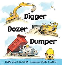 Amazon.com: Digger, Dozer, Dumper (9780763688936): Hope Vestergaard ...