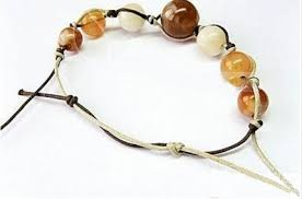 Rope And Beads Are Always The Supplies For Jewelry Making Handmade Bracelets Can Be Very