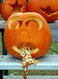 Funniest Pumpkin Carvings Ever by Results Of Pumpkin Carving Mania