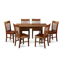 Mission Style 7-piece Dining Set In Mahogany Wood Finish ... Shop Psca6cmah Mahogany Finish 4chair And Ding Bench 6piece Three Posts Remsen Extendable Set With 6 Chairs Reviews Fniture Pating By The Professionals Matthews Restoration Tustin Chair Room Store Antoinette In Cherry In 2019 Traditional Sets Covers Leather Designs Dark Superb 1960s Scdinavian Design Rose Finished Teak Transitional Upholstered Mahogany Ding Room Chairs Lancaster Table Seating Wooden School House Modern Oval Woptional Cleo Set Finish Home Stag Extending Table 4