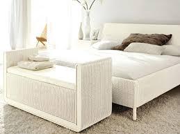 White Rattan Bedroom Furniture Black Photo Uk
