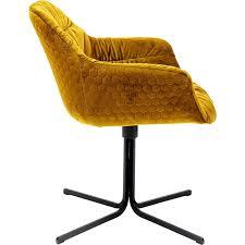 drehstuhl colmar gelb kare gmbh drehstuhl stühle