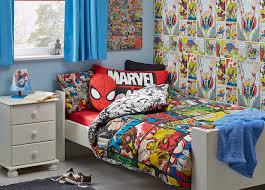 chambre marvel marvel themed boys bedroom contemporain chambre d enfant
