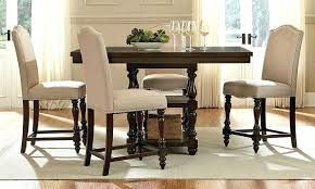 Bar Stool Height Dining Table Stools Inside Furniture Counter Sets