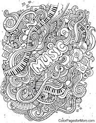 African Musical Instruments Coloring Pages Free