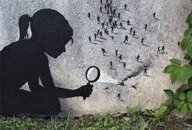 Creative Street Art By Pejac Hative
