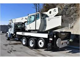 2001 NATIONAL 1800 Boom | Bucket | Crane Truck For Sale Auction Or ...