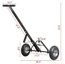 100 Hand Truck Vs Dolly Amazoncom Trailer Heavy Duty Quick Move RV Boat