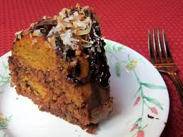 Nordic Ware Pumpkin Cake Pan Recipe by Chocolate Coconut And Pumpkin Marble Bundt Cake Ambitious Kitchen