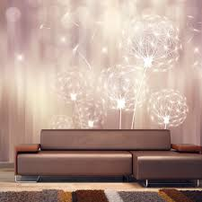 fototapete selbstklebend pusteblumen 294x210 cm tapete wandtapete wandbilder klebefolie dekofolie tapetenfolie wand dekoration wohnzimmer ornament