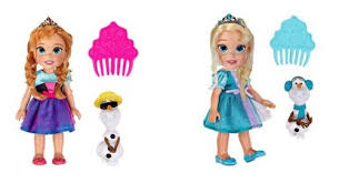 Elsa The Snow Queen Images Baby Elsa And Anna Dolls Wallpaper And