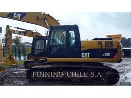 100 Caterpillar Chile 320DL Crawler Excavators Price 71838 Year Of