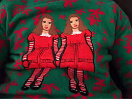 Jcpenney Christmas Tree Sweater by The Shining Ugly Christmas Sweater On The Hunt