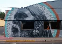 Famous Mural Artists Los Angeles by Mac Art