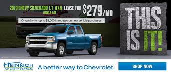 Heinrich Chevrolet | Buffalo Chevy Dealers - Lockport & WNY Cars 56 Chevy 4x4 Classic Chevrolet Ck Pickup 1500 1956 For Sale 2019 Silverado 3500hd Lt 4x4 Truck For Sale Ada Ok Kf110614 Expressway Buick Gmc In Mount Vernon In Owensboro 2015 Nationwide Autotrader Used 2011 Ft Pierce Fl New Member 1953 3100 Parts Talk 10 Questions Whats My Truck Worth Cargurus How Expensive Would It Be To Review Ratings Specs Prices Project 1950 34t New Page 9 The 1947 4 Suspension Lift Kit 072013 Tuff 2001 Tracker Zr2 4dr Ready For Winter At Choice