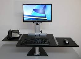 Kangaroo Standing Desk Imac by Table Good Looking Prosumers Choice Adjustable Height Sit To