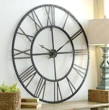 Kitchen Wall Clocks For Sale Medium Size Of Home Decor Large White Clock Big