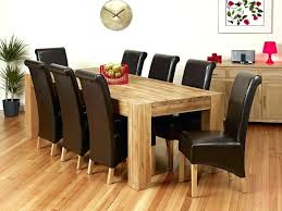 Dining Room Set 8 Chairs Tables Luxury Table Small On For