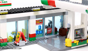 Review: LEGO 60132 Service Station – Jay's Brick Blog Lego Technic 2in1 Mack Truck Hicsumption Moc Tanker Itructions Youtube Lego City 3180 Tank Speed Build Main Transport Remake Legocom Fire Station 60110 Ugniagesi 60016 The Next Modular Building Revealed Brickset Set Guide And Road Repair Juniors Toys Stop Motion Rescue Brick Expands Its Brickbuilt Lineup With New 2500piece Duplo My First Cars Trucks 10816 Ireland