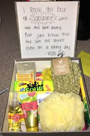Care Package For Grieving Friend Good Idea Pinterest Gifts