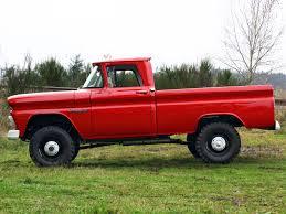1960 Chevrolet Apache 10 Fleetside Pickup Truck (K14)