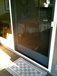 Sliding Glass Door Security Bar by Decor Patio Sliding Door With White Frame For Home Decoration Ideas
