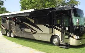 43 Tiffin Allegro Bus From Luxurious RV Rentals