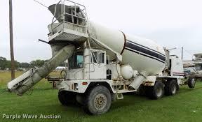 100 Ready Mix Truck 1999 Advance C10350A76811 Ready Mix Truck Item DB8613 SO