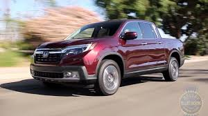 2017 Honda Ridgeline: Video Review And Road Test | Kelley Blue Book