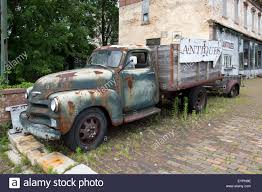 100 Old Chevy Truck Weathered And Rusty Old Pickup Truck Advertising Antiques