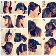 Are You Trying A New Vintage Look Have Tried Out The Ponytail Hairstyle Heres Great Tutorial To Set Off On Right Track