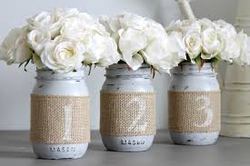 Wedding Table Numbers Rustic Decor Party Centerpieces DecorationEngagement