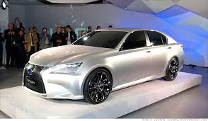 Cool cars from the New York Auto Show Lexus LF Gh concept 9