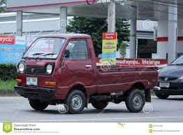 Mini Truck Privado De Daihatsu Hijet Imagen De Archivo Editorial ...