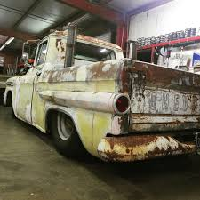100 1958 Chevy Truck For Sale Apache Rat Rod Used Chevrolet Other Pickups For