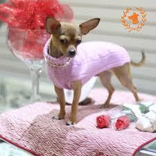 dog sweater cashmere pink u0026 grey dog sweaters caninestyle est