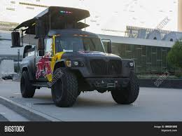 Red Bull Truck Music Image & Photo (Free Trial) | Bigstock