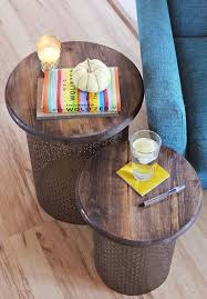Plans For A Simple End Table by 39 Best Nesting Table Plans Images On Pinterest Nesting Tables