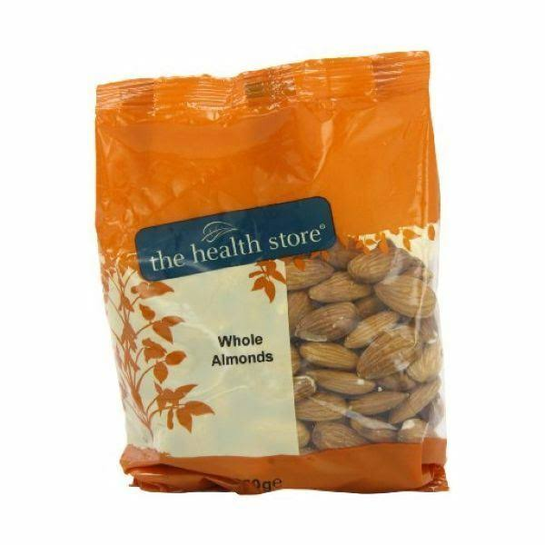The Health Store Whole Almonds