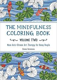 2 The Mindfulness Coloring Book