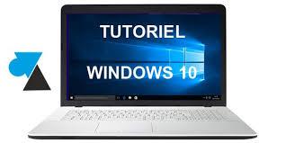comment installer la corbeille sur le bureau windows 10 remettre l icône de la corbeille sur le bureau