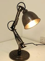 Desk Industrial Table Lamp Nz Diy Intended For Attractive Residence Remodel