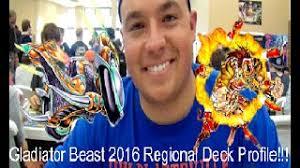 Gladiator Beast Deck Profile by Gladiator Beast Deck Profile March 2017 Music Jinni