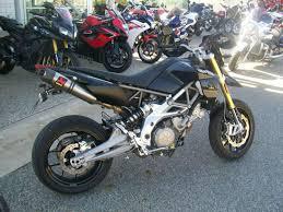 2009 Aprilia SMV 750 Dorsoduro Sportbike