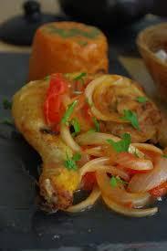 recette de cuisine beninoise gastronomie recette béninoise togolaise amiwo poulet