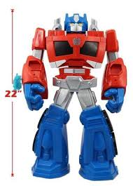 New Transformers Rescue Bots Rescan Large Scale Optimus Prime ...