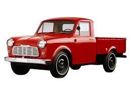 100 Datsun Truck 1200 Pickup 222 196061